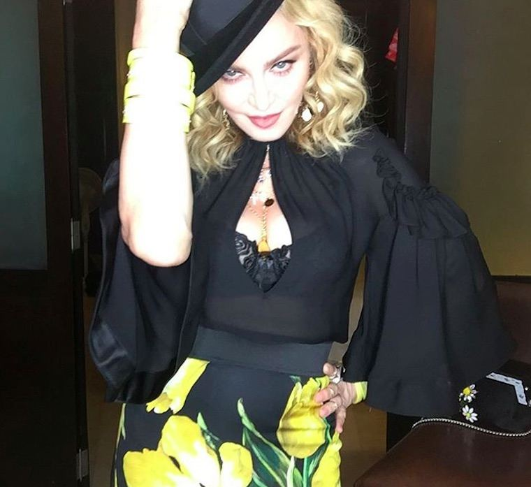Madonna's Woman of the Year Speech