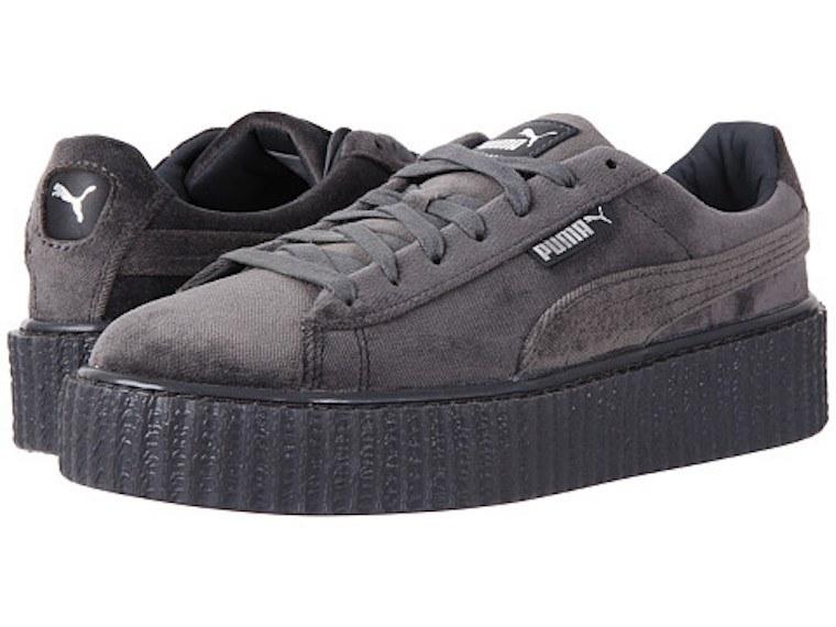 Fenty Puma x Rihanna Velvet Creeper Sneakers