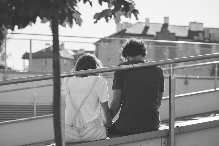 staying in unhappy relationship