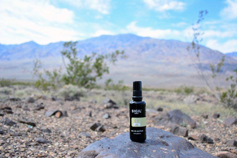 unisex fragrance sigil scent