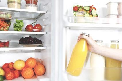 The most surprising items wellness influencers stocked in their fridges this year