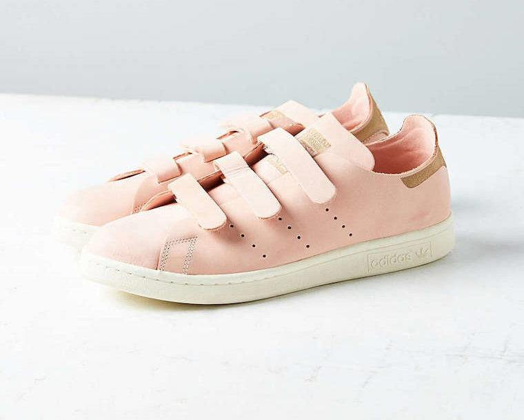Adidas Stan Smith velcro sneakers