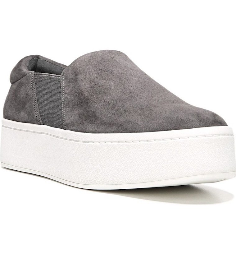 Vince Warren Slip-On Sneakers