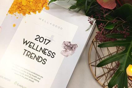 Get an inside look at Well+Good's 2017 Wellness Trends bash