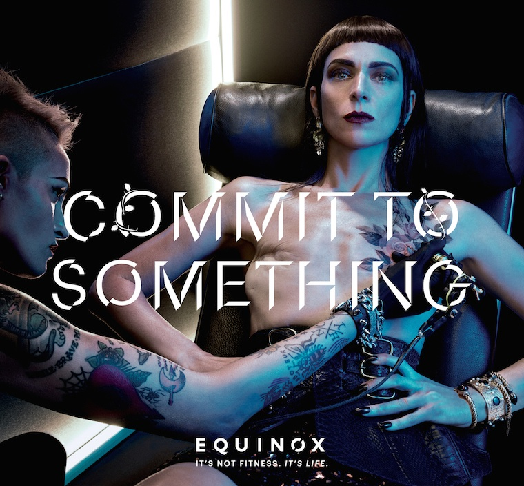 Photo: Equinox