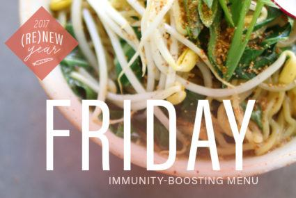 Need an immunity boost? Try these ultra-nourishing recipes from Candice Kumai