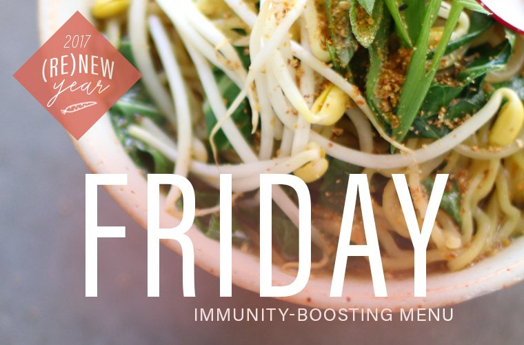 Thumbnail for Need an Immunity Boost? Try These Ultra-Nourishing Recipes From Candice Kumai