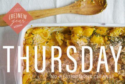 Comfort food recipes that won't derail your detox