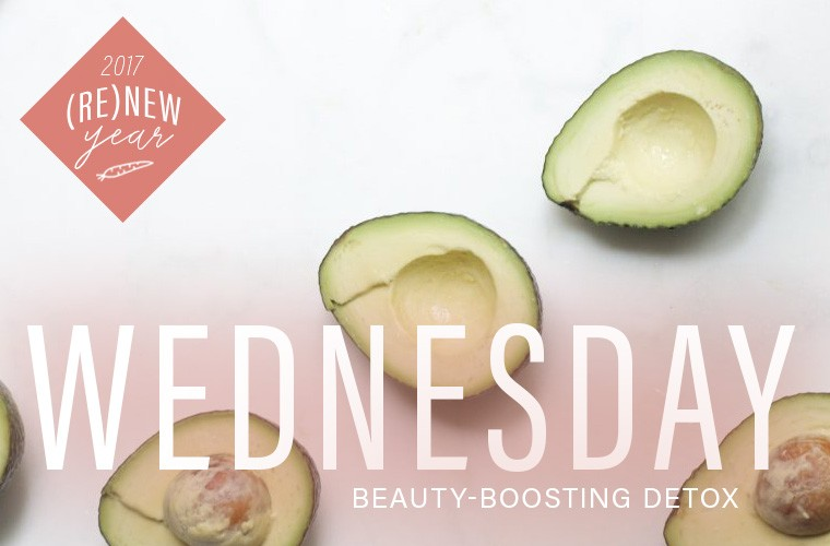 Thumbnail for The one-day meal plan for insanely glowing skin