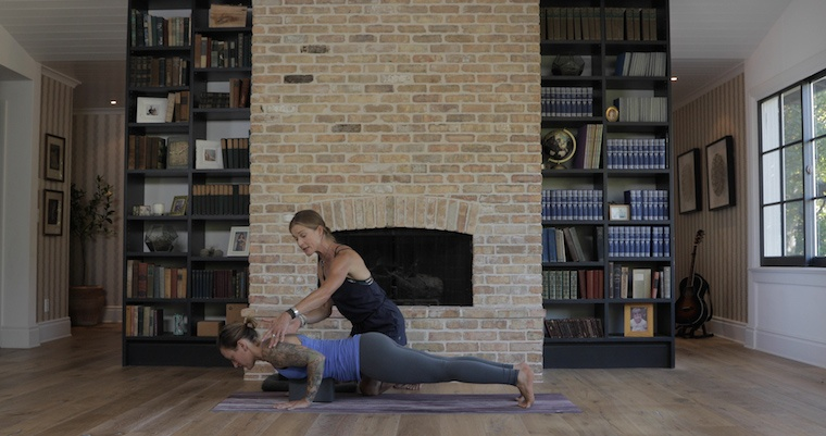 Thumbnail for Is this the hardest pose in yoga?