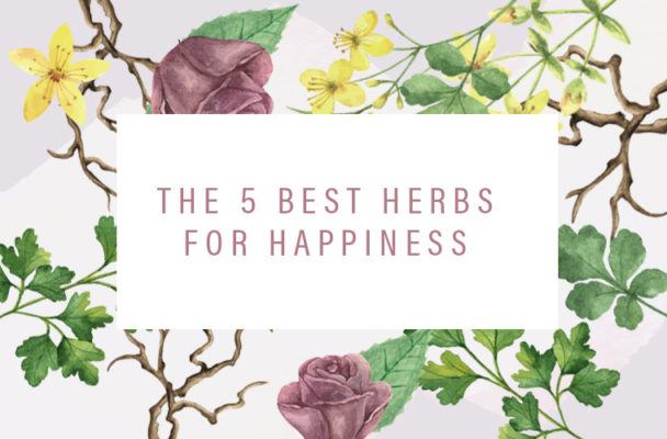 These 5 mood-boosting herbs will help you end winter on a high
