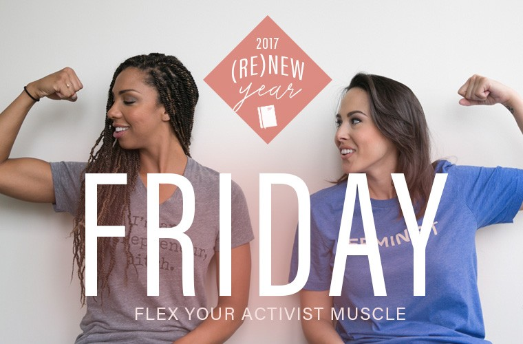 Thumbnail for Ladies, it's time to take action—here's how to get involved and make a difference