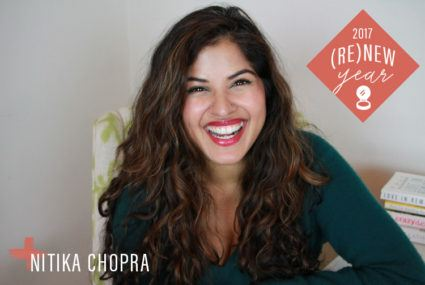 Get ready to make self care a priority with Nitika Chopra