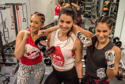 Rumble wants to totally change how you think about boxing workouts