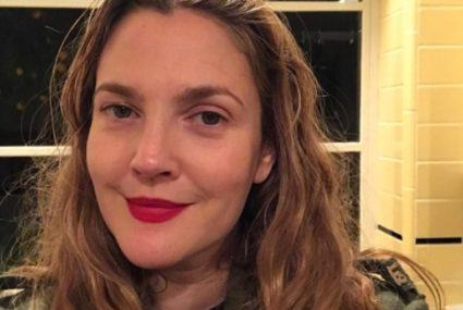 The easy way Drew Barrymore gets an otherworldly glow