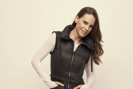 Hilary Swank gets real about her insecurities—and what she's learned with age