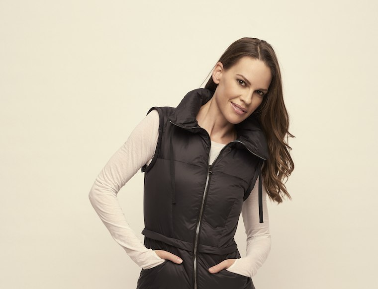 Hilary Swank on how to...