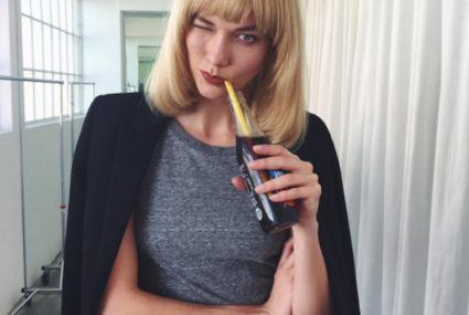 How Karlie Kloss curbs her sugar cravings