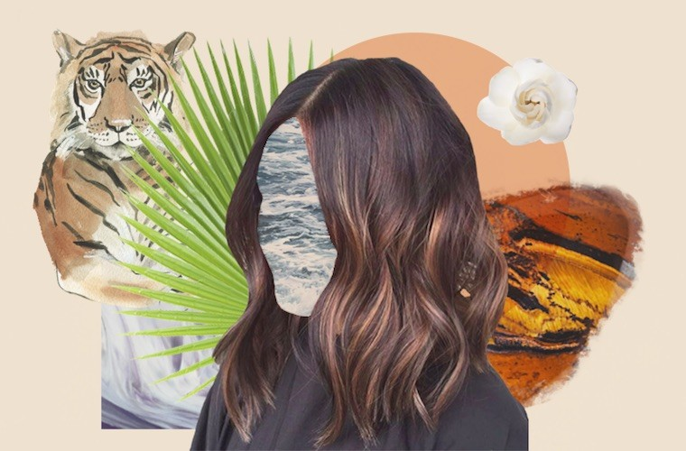 The buzzy, crystal-inspired hair color that'll be everywhere in 2017