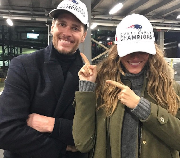 Thumbnail for How to throw a Gisele and Tom Brady-approved Super Bowl party, according to their chef