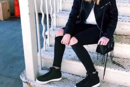 Feeling cold? These are the ultra-cozy sneakers you should be lacing up right now