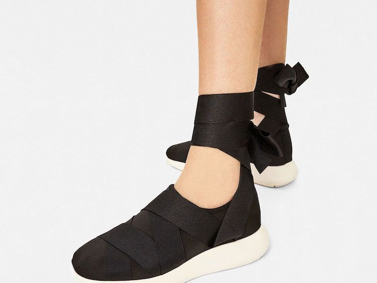 This is the hot new sneaker style of the season