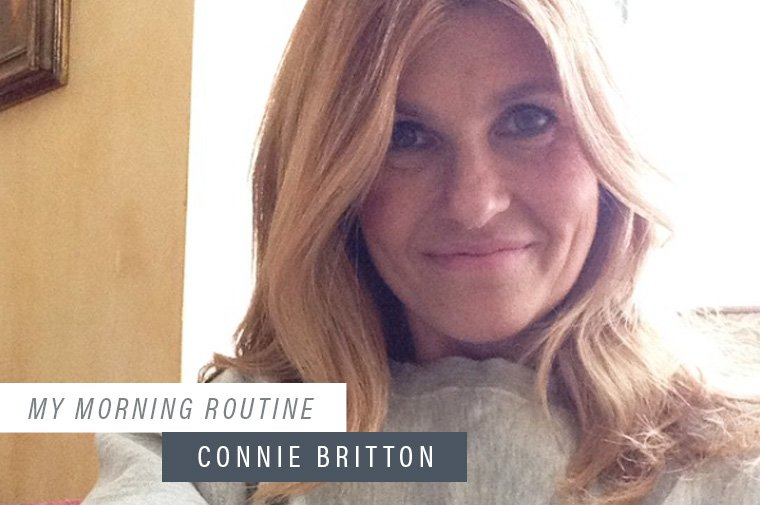 Thumbnail for The 3-Ingredient Detoxifying Elixir Connie Britton Has Every Morning