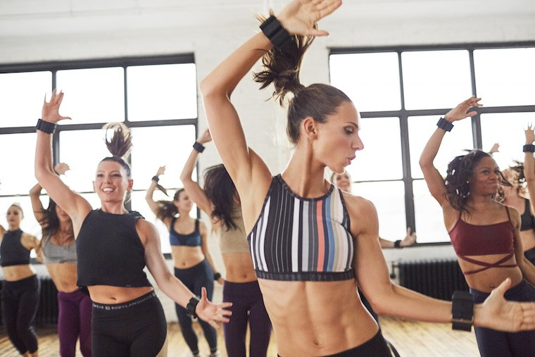Thumbnail for How this former pro dancer turned her feel-good cardio philosophy into a full-blown fitness movement