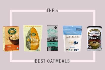 These are the 5 healthiest—and tastiest—oatmeals