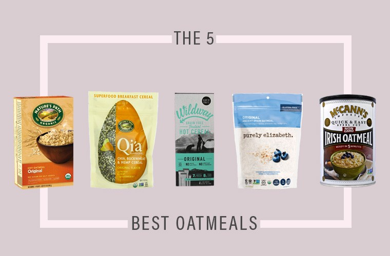 top five oatmeal brands