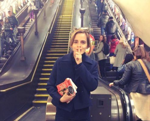 Emma Watson wants to be your life coach