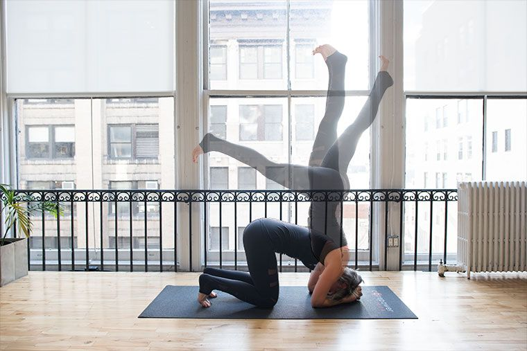 "Thumbnail for #WhyIYoga: To ditch the ""perfect"" trap"