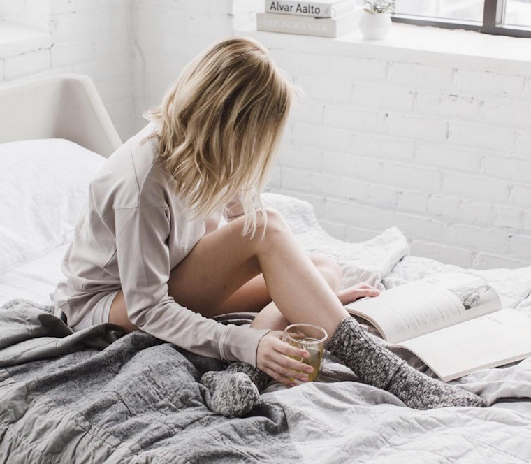 Thumbnail for 7 super-chic pajamas that will up your hygge game