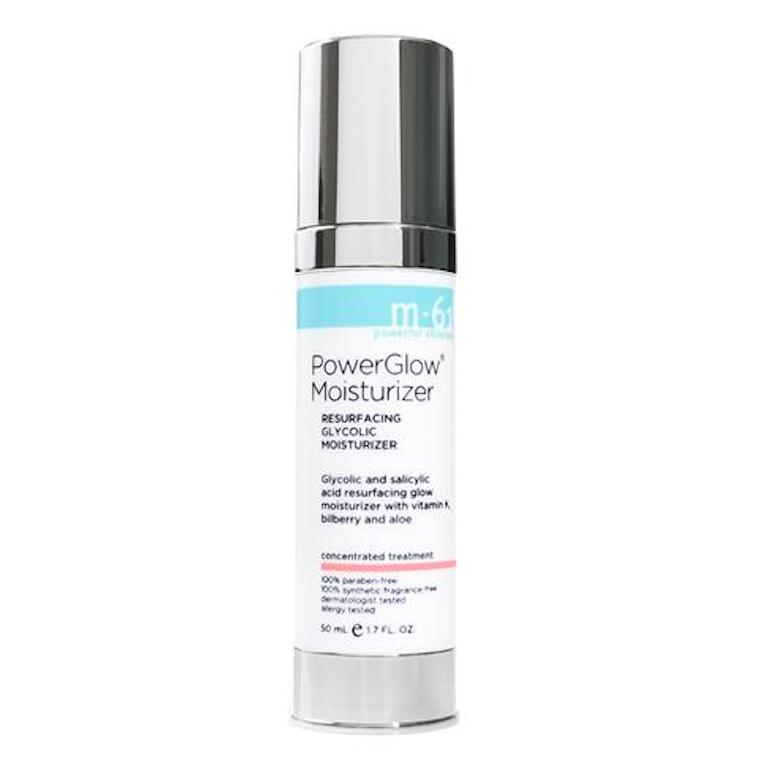M-61 powerglow moisturizer