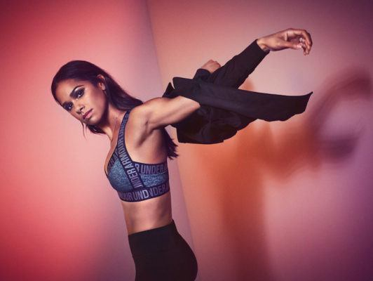 Channel your inner badass ballerina with Misty Copeland's new Under Armour collection