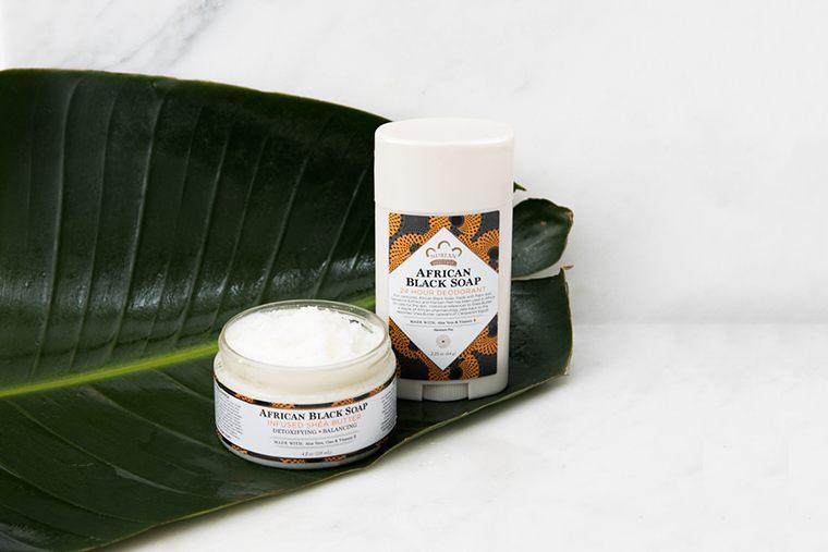 Nubian Heritage African Black Soap Deodorant