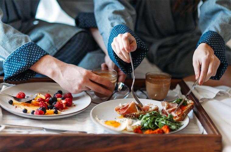 Thumbnail for The foods to eat for way better sex (no matter your relationship status)