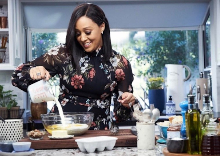 Thumbnail for How Tia Mowry Learned to Use Food to Ease Her Endometriosis