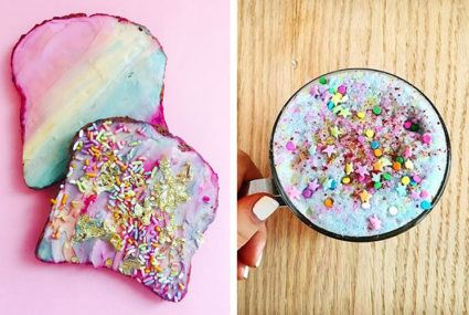 "Taste the rainbow: Why (healthy) ""unicorn food"" is everywhere"