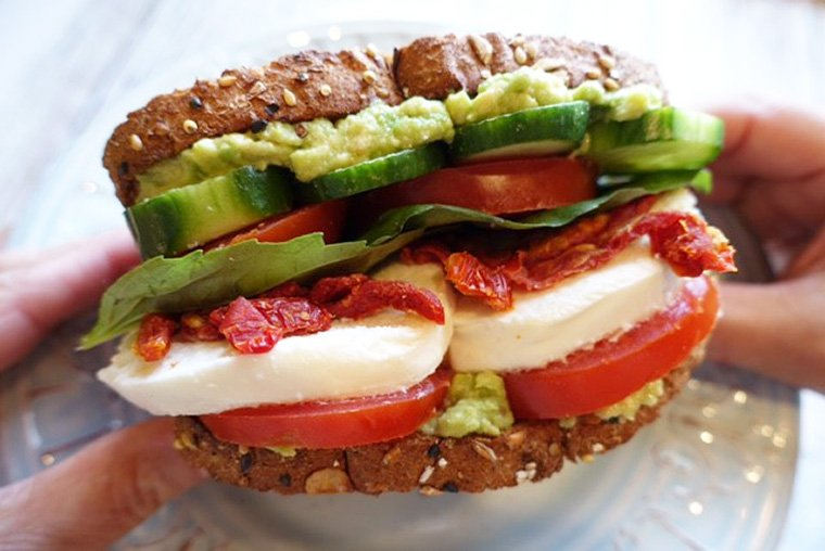 daves killer bread healthy sandwich recipe