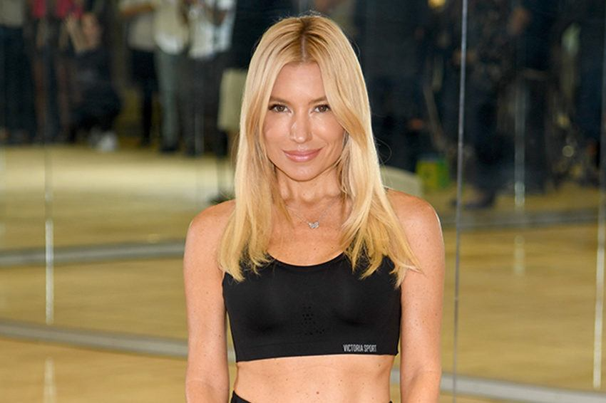 The 6-ingredient, gut-friendly salad celeb trainer Tracy Anderson swears by