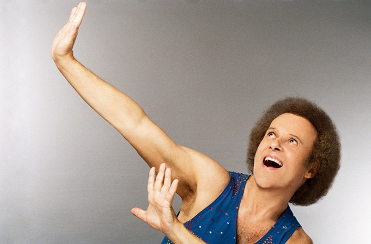 Thumbnail for Why everyone is obsessed with a fitness podcast about Richard Simmons