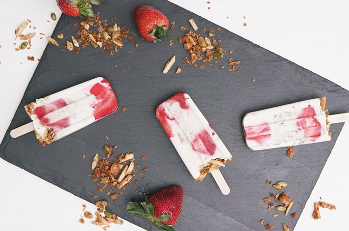 Why you should have popsicles for breakfast