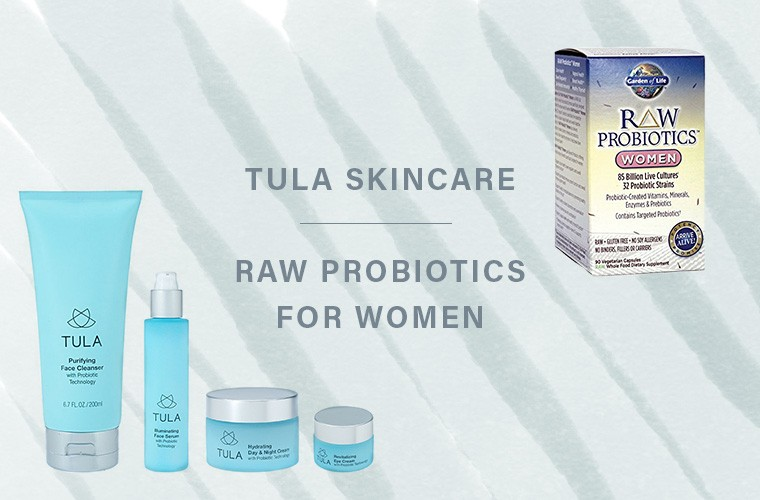 Tula and Raw probiotics