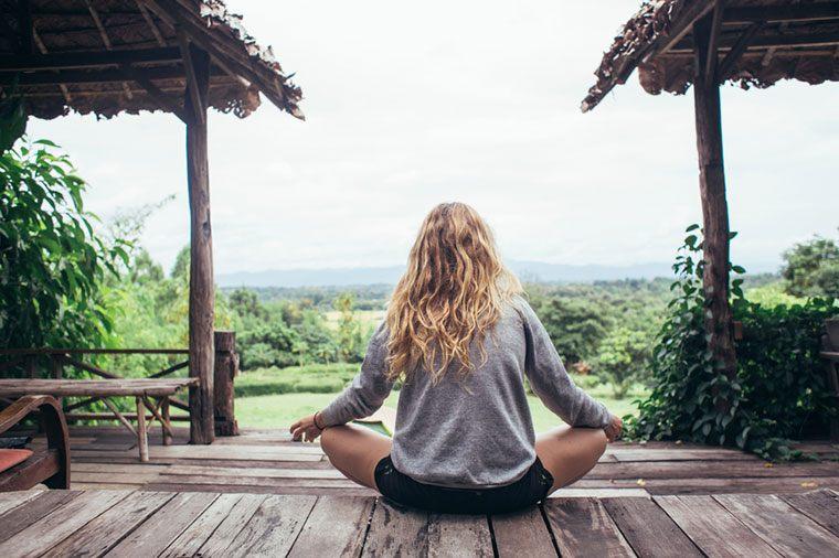 silence wellness trend