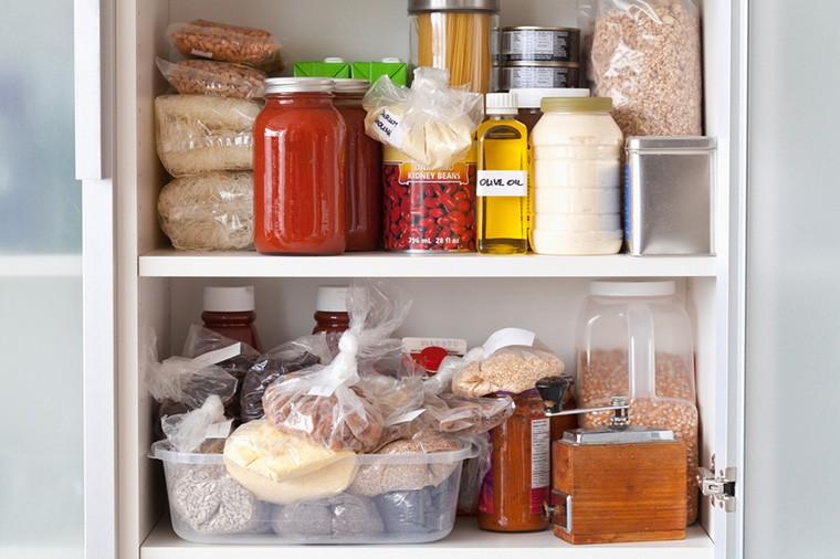 Thumbnail for 3 Pantry Hacks Every Healthy Person Should Start Doing