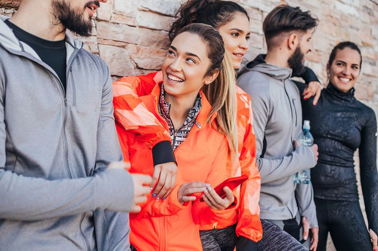 Thumbnail for I went on a mission to make friends at the gym—here's what I learned