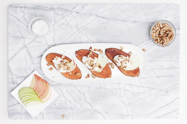 Proof: Sweet potato toast is the next avocado toast
