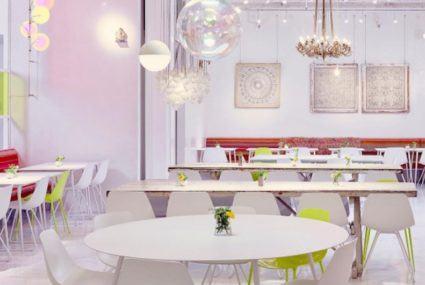 Take a look inside abcV, Jean-Georges Vongerichten's super-chic veggie mecca