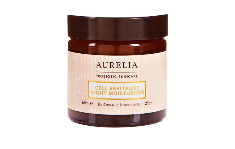 aurelia night moisturizer